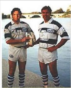 Christophe et Jean-François Jouffret