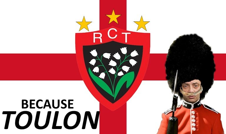 because of toulon